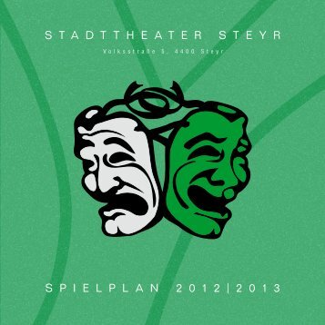Theaterprogramm - Steyr