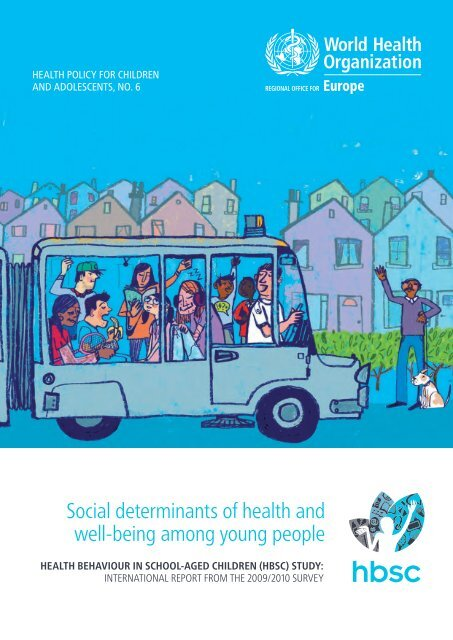 Social determinants of health and well-being among young people