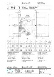 Dokument 700.53263.01 Synchronkupplung für Drehantriebe