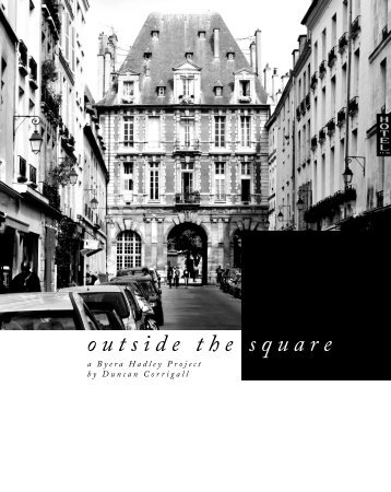 outside the square - Architecture Insights