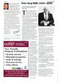 CLARION THE FREE MAGAZINE OF THE SOHO SOCIETY - Page 2