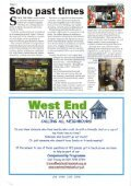 CLARION THE FREE MAGAZINE OF THE SOHO SOCIETY - Page 4