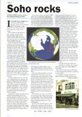 CLARION THE FREE MAGAZINE OF THE SOHO SOCIETY - Page 6