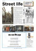 CLARION THE FREE MAGAZINE OF THE SOHO SOCIETY - Page 7