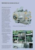 """Turbo-Getriebe der Serie """"G"""" - RENK-MAAG GmbH - Seite 2"""