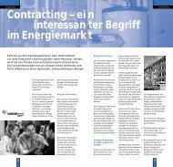 Contracting - Regionalwerke AG Baden