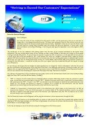 Autumn Issue 2011 No 23 - compressed - TRT Ltd
