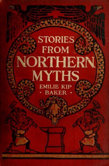 Stories From Northern Myths - EK Baker - Temple of Our Heathen ...