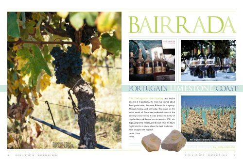Portugal 12 03 Wine Spirits Magazine