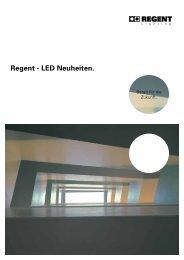 Regent - LED Neuheiten.