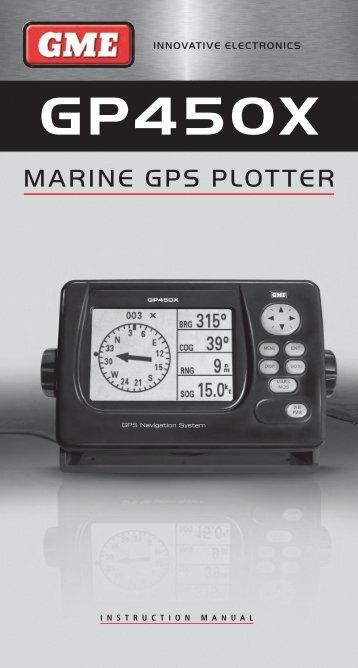 GP450X - GME