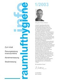 1/2003 - Bau- und Umweltchemie AG