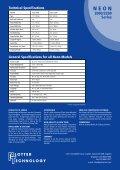 ultra high speed marker plotter range - Plotter Para Confección - Page 2