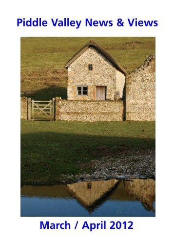 Mar/Apr - Piddle Valley Community Website
