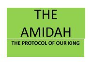 THE PROTOCOL OF OUR KING - Wisdom In Torah