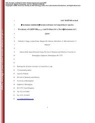 AAC 01655-08 revised β-lactamase-mediated β-lactam resistance in ...