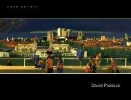 David Piddock - Adam Gallery