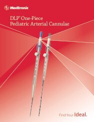 DLP® One-Piece Pediatric Arterial Cannulae - Find your ideal ...