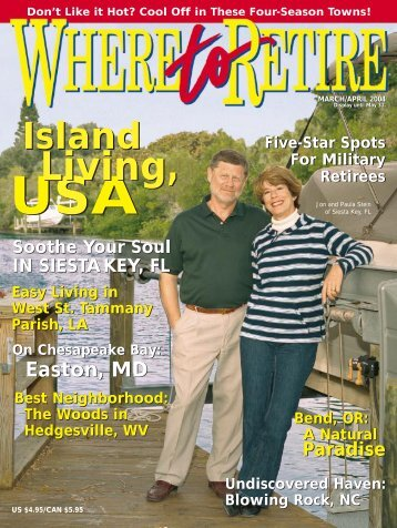 Download this Where to Retire Magazine article here - The Woods ...