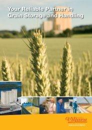 Your Reliable Partner in Grain Storage and Handling - Suomen Viljava