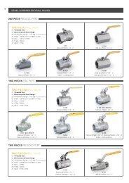 one piece ball valve - Modentic Valves