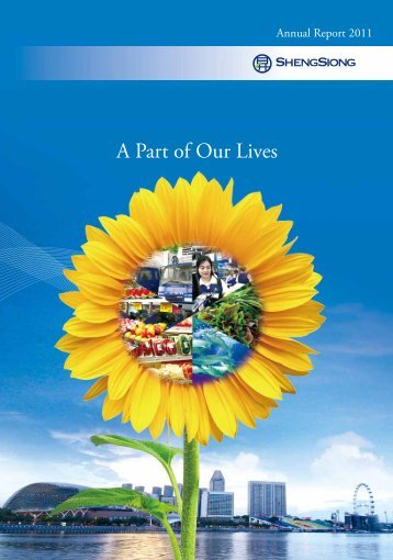 FY 2011 Annual Report - Sheng Siong