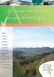 Brochure - Communauté de Communes du Pays de Senones