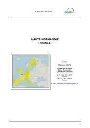 EUROSION Case Study: Haute-Normandie (France)