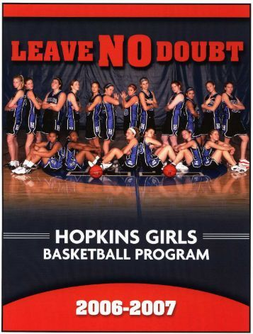 Hopkins High School - Home of Hopkins Girls Basketball