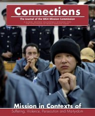 Connections - World Evangelical Alliance