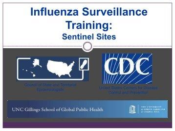 Influenza Surveillance Training: Sentinel Sites