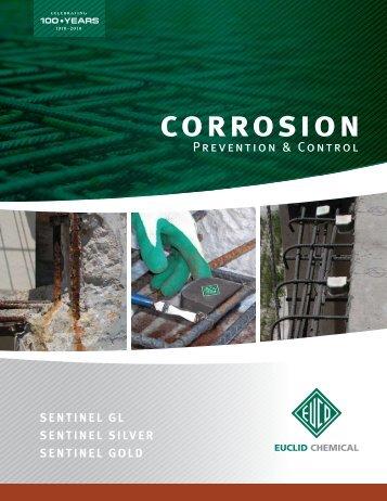 Corrosion Prevention (Sentinel) - Euclid Chemical Co