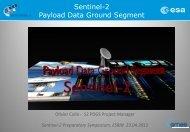 Sentinel-2 Payload Data Ground Segment