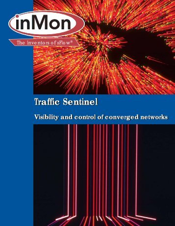 Traffic Sentinel Traffic Sentinel - InMon Corporation