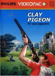 Clay Pigeon - Bermuda Home Page