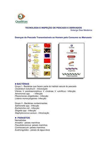 TECNOL0GIA E INSPEÇÃO DE PESCADO E ... - Infinity Foods