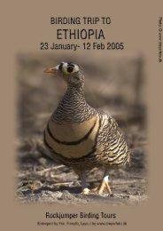 Ethiopia January 2005