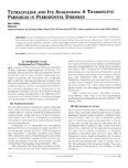 TETRACYCLINE AND ITS ANALOGUES: A THERAPEUTIC ... - Page 2