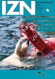 No. 388 May/June - International Zoo News