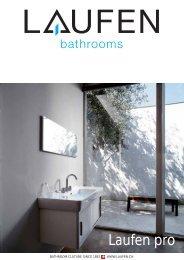 Brochure LAUFEN PRO - Hugentobler Rain AG