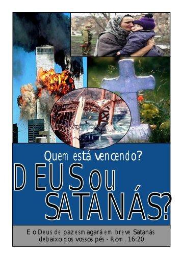 Deus ou Satanás