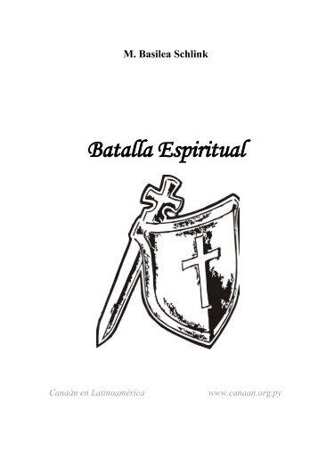 ganando la batalla espiritual c0ntra nuestro enemigo