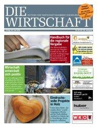 Die Wirtschaft Nr. 25 vom 24. Juni 2011