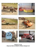 Paddock Wood Agricultural Machinery Collective Sale of - Page 6