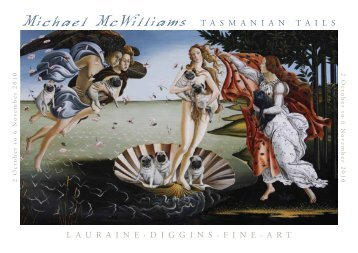 Michael McWilliams Catalogue - Lauraine Diggins Fine Art