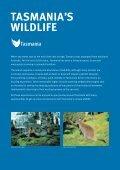 Tasmania's Wildlife - Discover Tasmania - Page 2