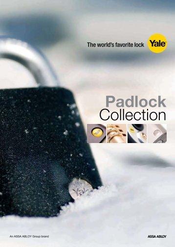 Padlock Collection - Assa Abloy