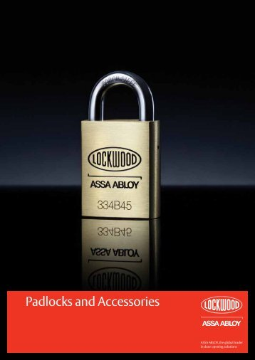 Padlocks and Accessories - Seymour Locksmiths
