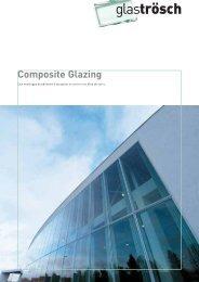 Composite Glazing - Glas Trösch