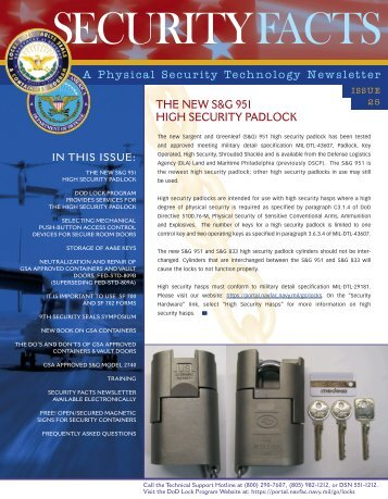 DoD Lock Program Vol 25.pdf - Aloha ISAC